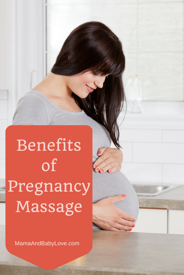 Benefits of Pregnancy Massage