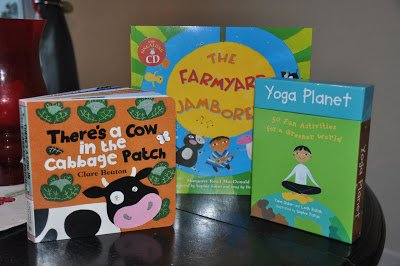 Barefoot Books GA Review and Giveaway