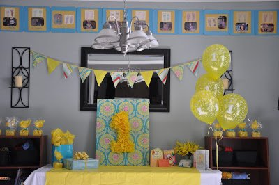 Penelopes 1st Birthday