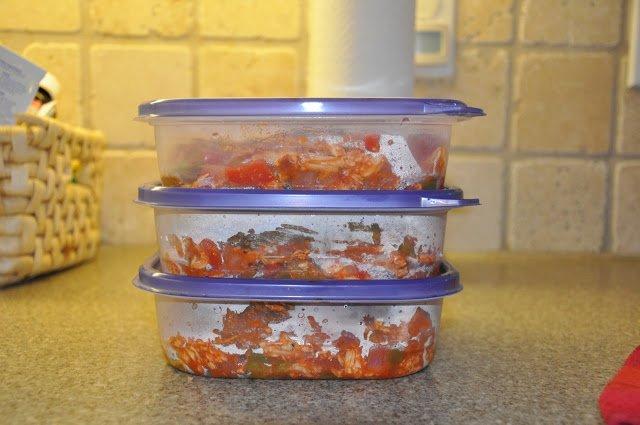 Recent Freezer Meals Recipe