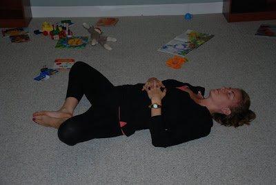 Yoga Mamas Way to Reduce Frustration