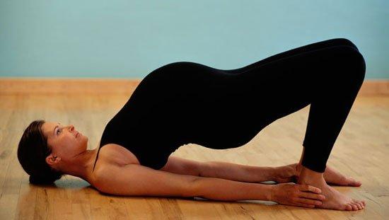 Prenatal Yoga For Back Relief