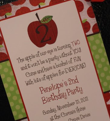 Apple Party Hooray 41