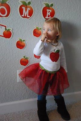 apple party ideas