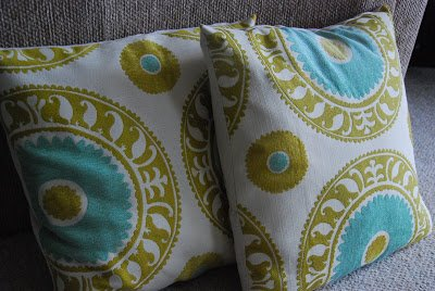 Zipper Free Removable Pillow Cover DIY