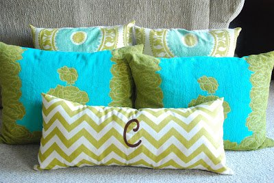 Zipper Free Removable Pillow Cover DIY 10