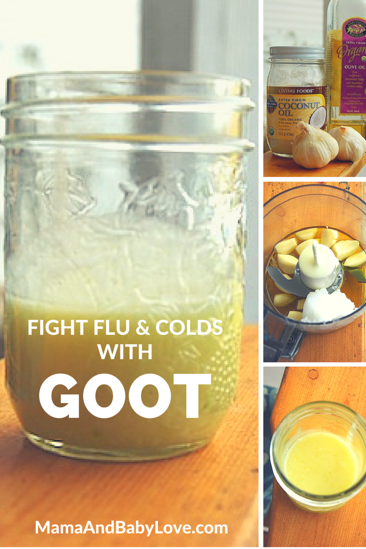 Fight colds and flu with GOOT. It WORKS!
