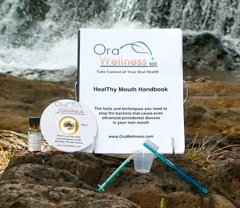 HealThy Mouth System with waterfall