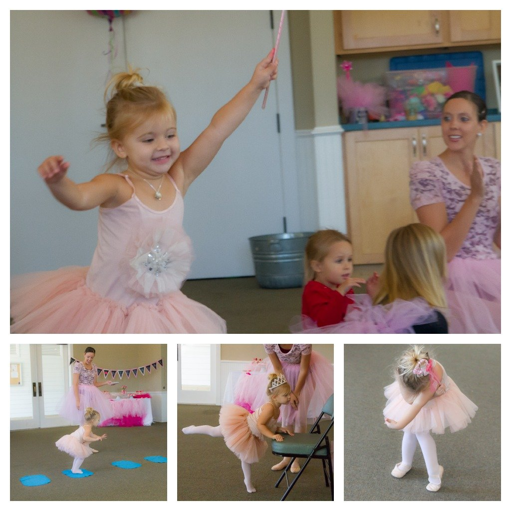 ballerina miss amanda collage