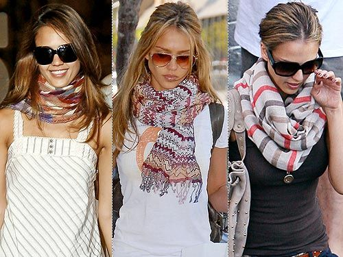 Can A Scarf Keep You Healthy? And Video!