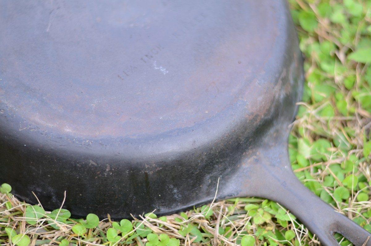 cast iron skillet repair 2
