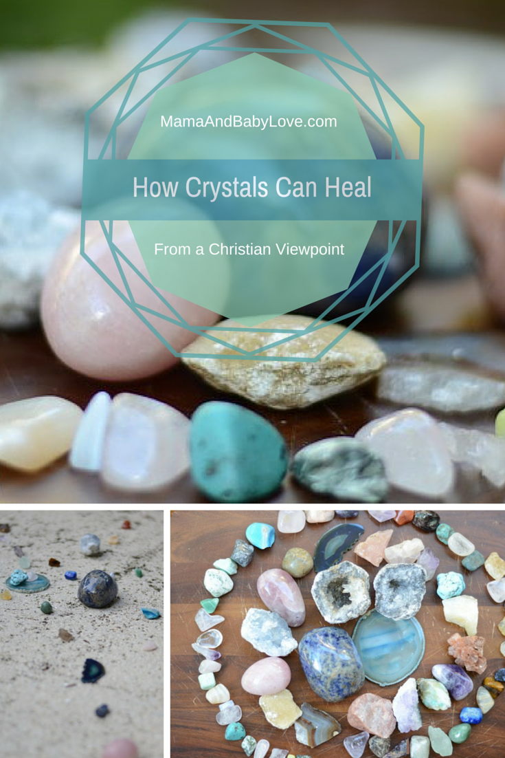 How Crystals Can Heal from a Christian Viewpoint