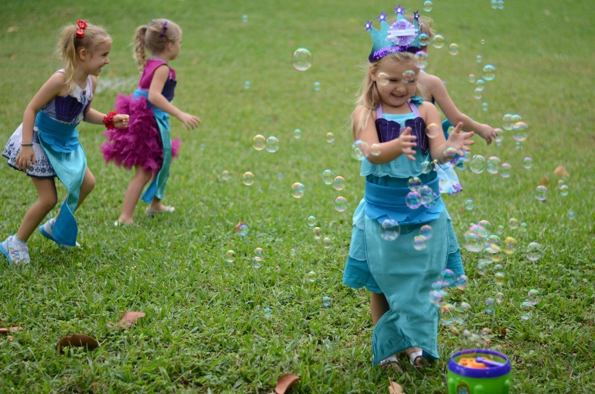 Mermaid Party and Big Giveaway! 14
