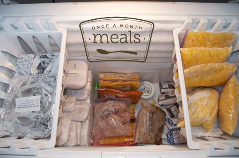 Fill Your Freezer Before School Starts!