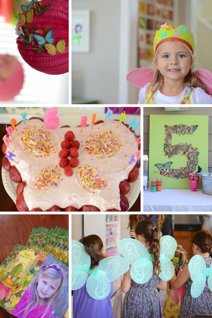 cute butterfly garden party ideas