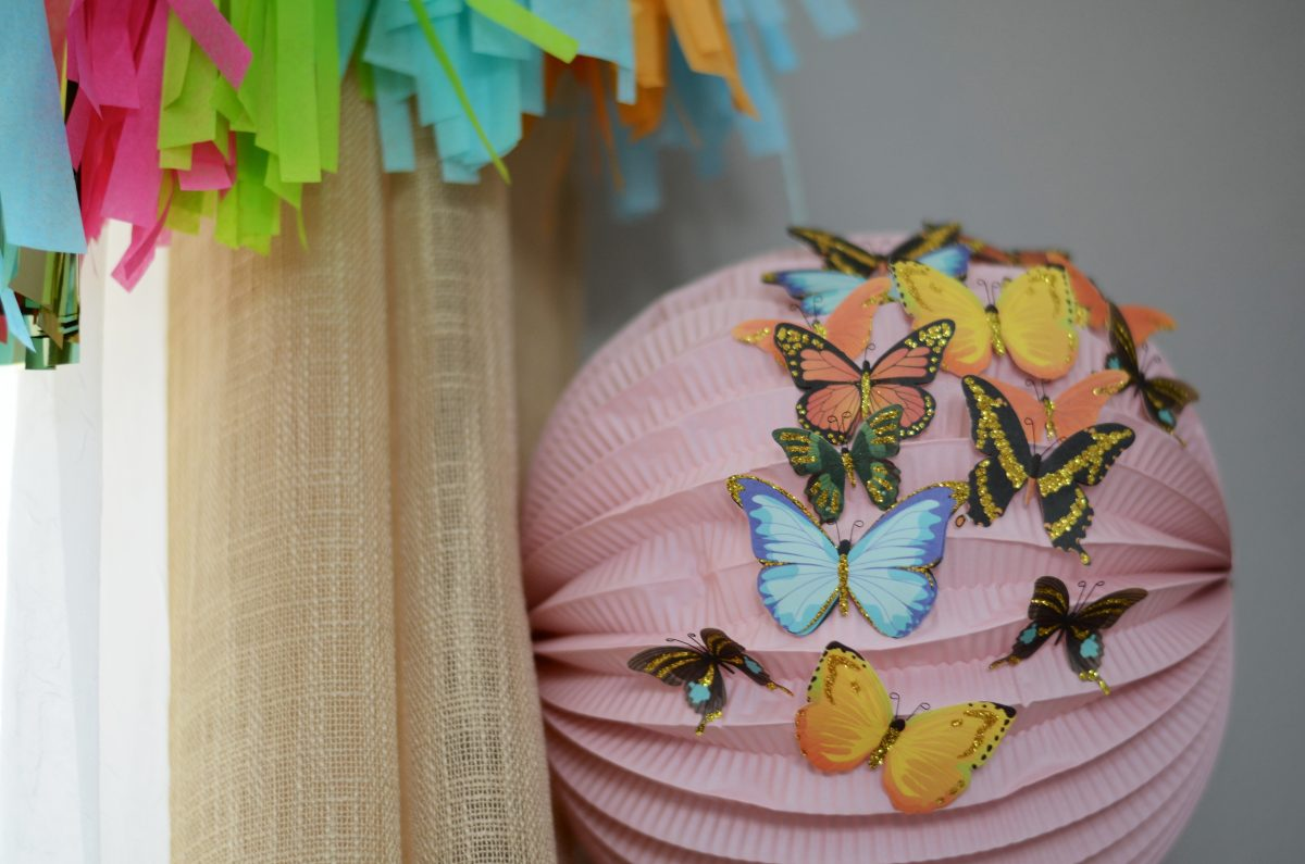 butterfly party garden party ideas