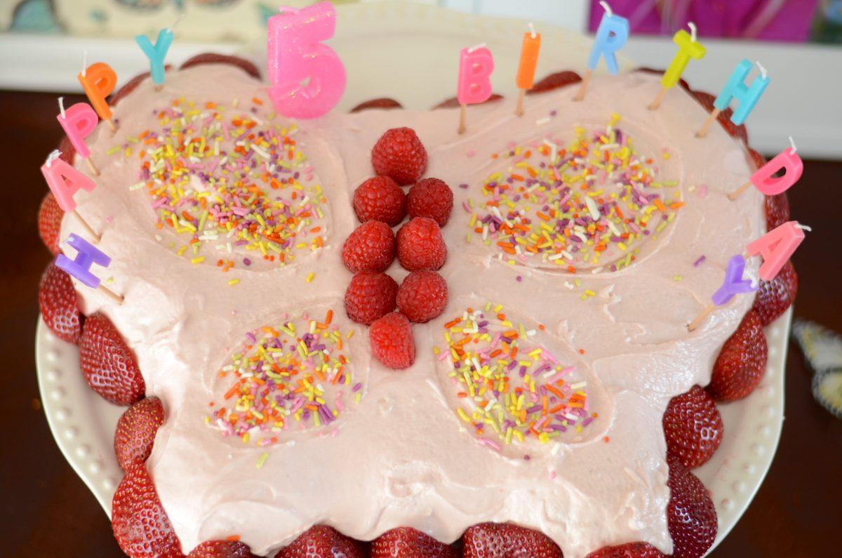 butterfly garden party ideas