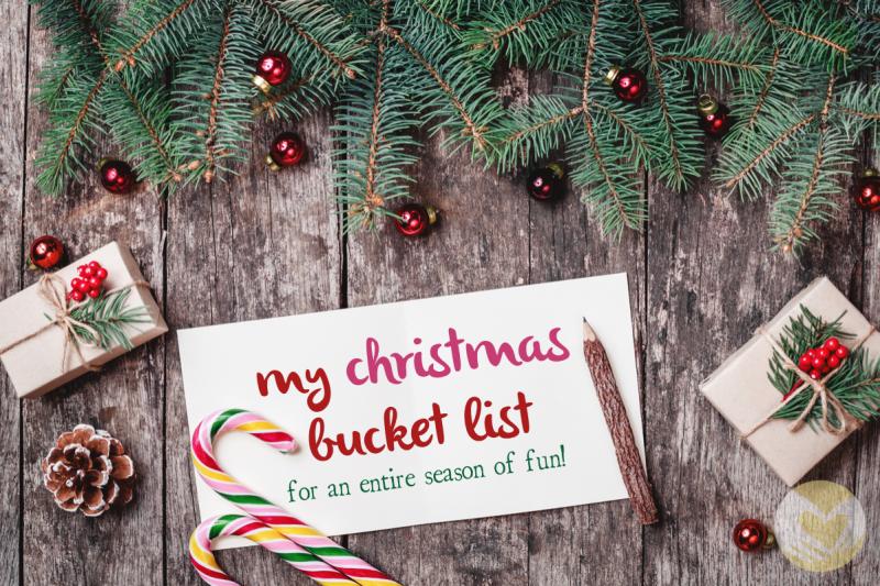 My Christmas Bucket List