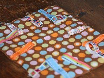 DIY Crinkly Baby Toy 1