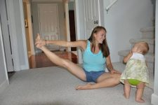 Yoga for Moms: How-to and How-to Make it Happen 1