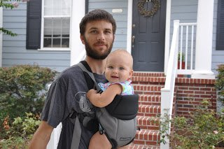 Petunia Pickle Bottom TourGuide Baby Carrier Review