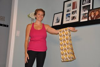 Petunia Pickle Bottom Sojourn Sling Review Tutorial and Giveaway
