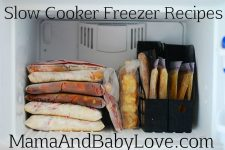 Freezer Cooking with Slow Cooker Recipes 7