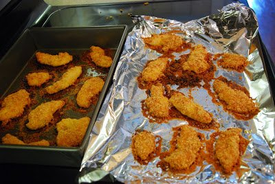 Gluten Free Grain Free Chicken Nuggets