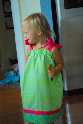2 Fat Quarter Dress 14