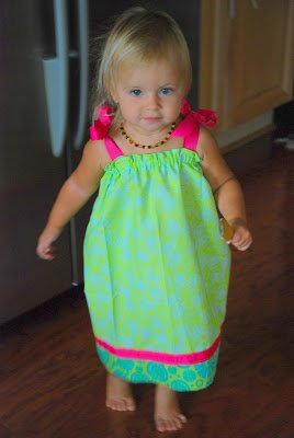 2 Fat Quarter Dress 15