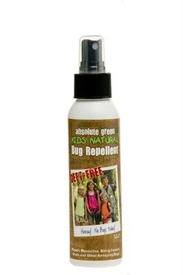 All Natural Kids Bugs Spray Review and Giveaway!