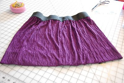 A Skirt For Mama Part Two