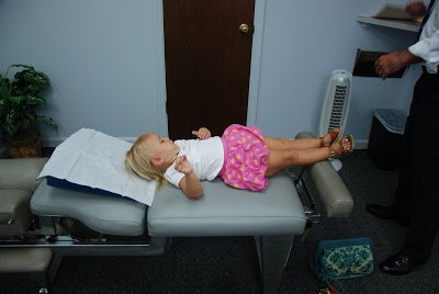 Chiropratic Care for Babies Toddlers and Kids