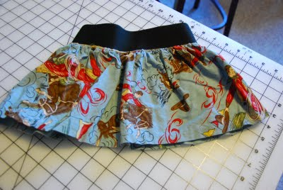 A Skirt For Mama, Part Two