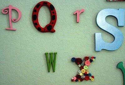 ABC Playroom Wall Art & ABC Playroom Wall Art | Mama u0026 Baby Love