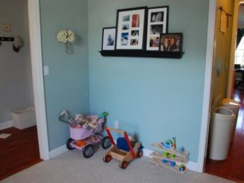 Playroom Makeover Before Pictures and Update