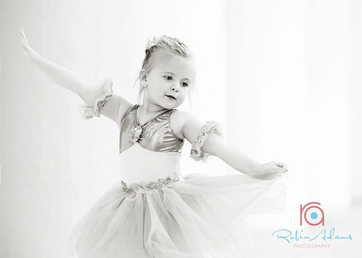 Toddler Play: Benefits of Ballet Class 1