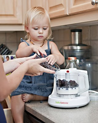 Baby Brezza Review and Giveaway