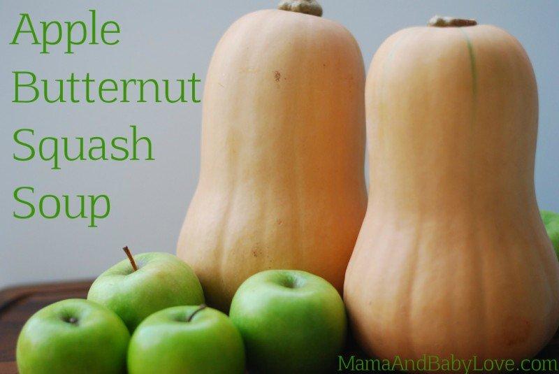 Penelope's Apple-Butternut Squash Soup 3