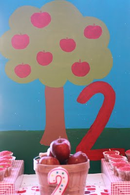 apple party ideas