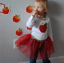 Apple Party, Hooray!
