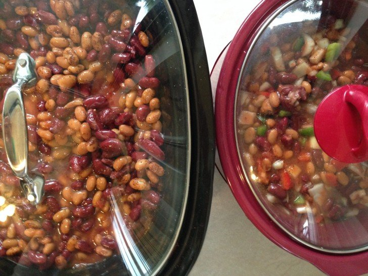 Slow Cooker Freezer Meal: Fall Chili