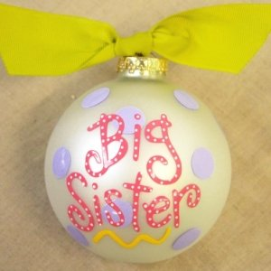 Coton Colors Personalized Ornaments Giveaway!