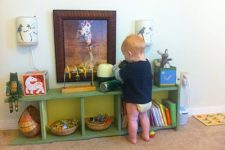 The Montessori Bedroom