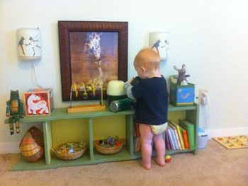 The Montessori Bedroom