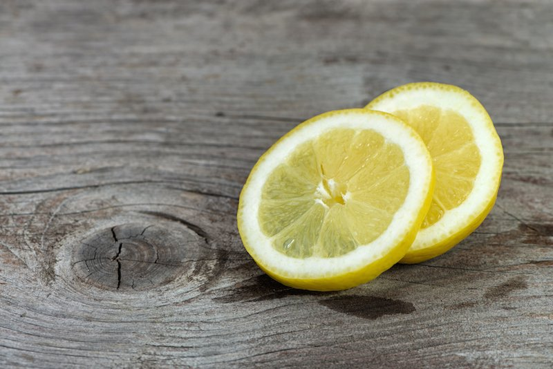 Lemon Water, First Trimester Tonic