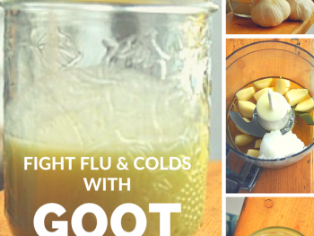 Fight Colds and Flu with GOOT!