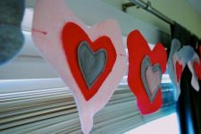 Valentine's Day Felt Crafts