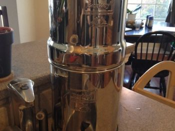 Berkey Water Filter Giveaway! 8 Value!