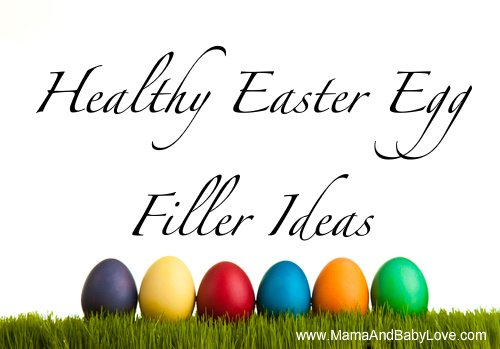 Healthy Easter Egg and Basket Filling Ideas